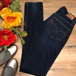 Levi's Too Super Low Skinny Jeans 24